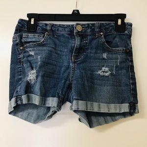 Junior's 3 RSQ Jeans Denim Shorts